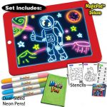 3D Luminous Magic Drawing Pad