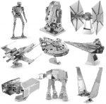 3D DIY Metal Puzzle Model Toys