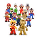 Mario Bros. Action Figures