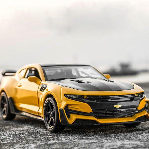Chevrolet Camaro Alloy Diecast Car