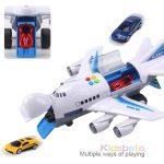 Kids Music & Light Passenger Plane