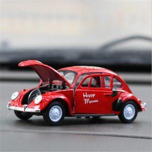 Classic Alloy Beetle Diecast Car