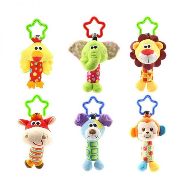 Baby/Infant Hanging Rattle Toy