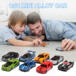 Various Styles Diecast Alloy Metal Vehicle Set