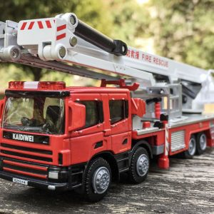 Alloy Engineering Fire Truck
