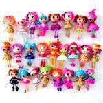 10pcs Lalaloopsy Button Eyes Doll