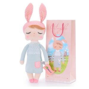Mermaid Angela Plush Doll