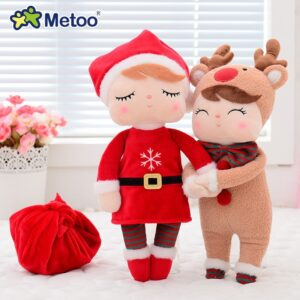Stuffed Cute Christmas Plush Doll