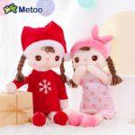 Stuffed Cute Christmas Plush Doll