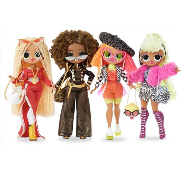 OMG Fashion Sisters Doll