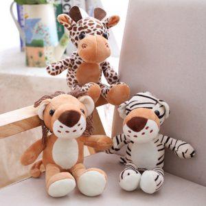Forest Animals Stuffed Doll