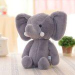 Cute Stuffed Elephant Plush Toy