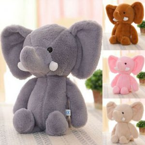 Cute Stuffed Elephant Plush Toy