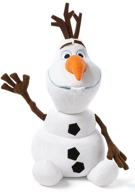 Olaf Snowman Plush Toy