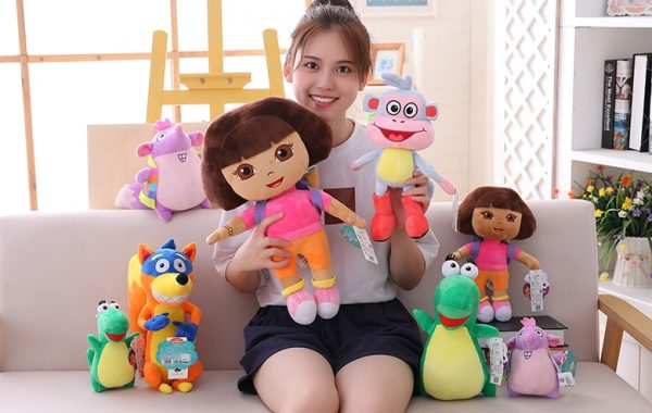 Dora the Explorer Stuffed Doll