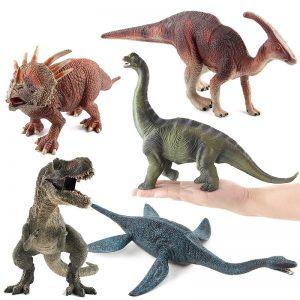 11 Styles Big Jurassic Dinosaur Toy Set