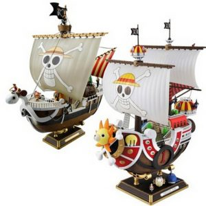 Ban Dai One Piece Thousand Sunny Model Ships
