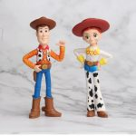 7pcs Toy Story 4 Action Figures