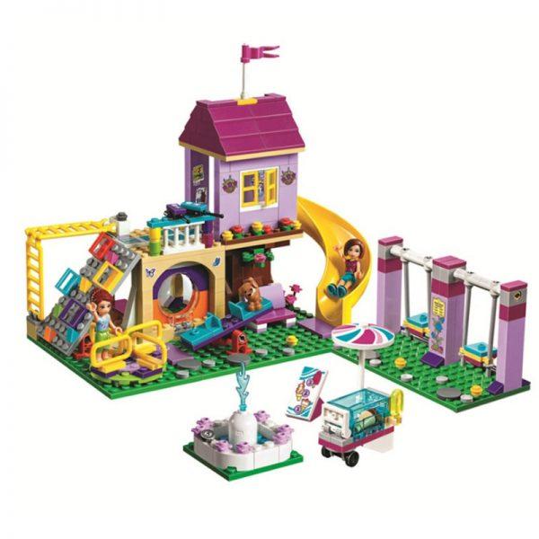 City Playground Building Blocks