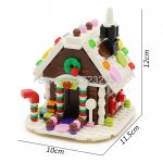 Gingerbread House Building Bricks