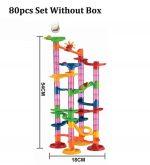80pcs No Box