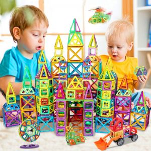 KACUU Big Size Magnetic Designer Construction Set