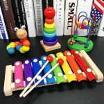 Montessori Childhood Wooden Learning Toy