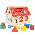 Intellectual Developmental Wood House