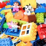 Large Particle Building Blocks Set