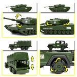 Diecast Mini Military Vehicles
