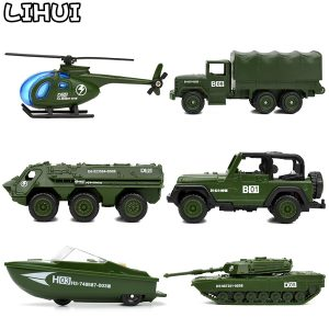 Diecast Mini Military Vehicles