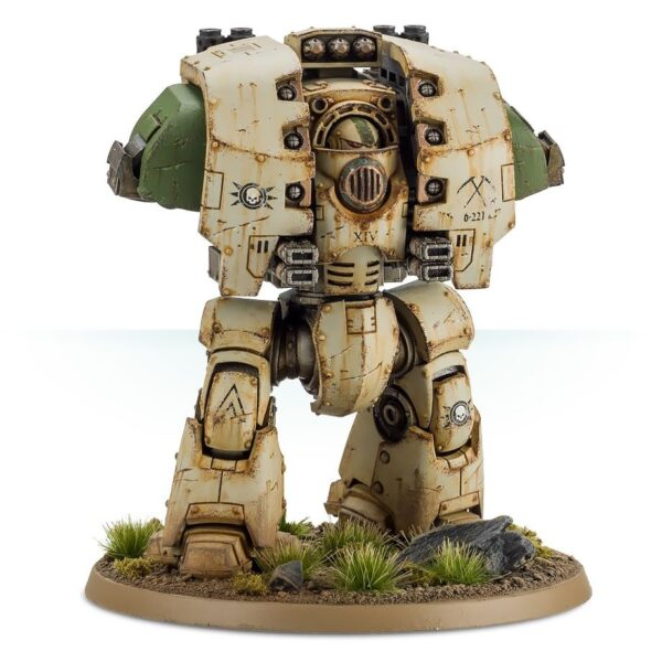 Body Dreadnought Leviathan Model