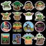 10/20/30/40/50pcs Star Wars Stickers