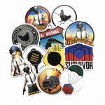 29pcs PUBG Game Stickers