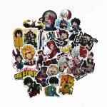 73pcs My Hero Academy Stickers