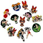 50pcs The Powerpuff Girls Stickers