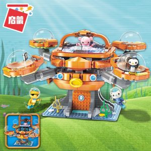 Octonauts Building Block Playset
