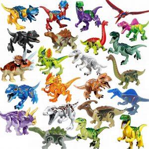 Jurassic Dinosaurs Building Kit