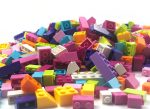 1100pcs/500pcs Building Blocks/Bricks Bulk Set