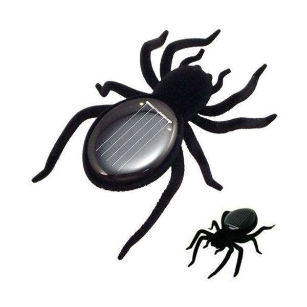 Solar Power Tarantula Spider Gadget
