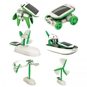 6 in 1 Educational Solar Toys