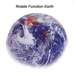 Rotate Earth Toy