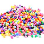 24 Colors 500pcs 5mm DIY Beads