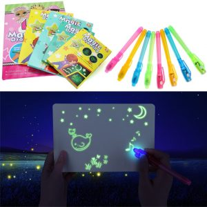 1pc A4/A5 Luminous Drawing Board