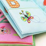 Baby/Infants Soft Cloth Educational Book