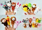 Mini Animals Finger Puppets