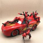 Marvel Deadpool Action Figure