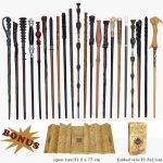 28 Kinds of Metal Core Potters Magic Wands