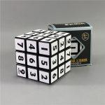 Speed Sudoku Digital Cube