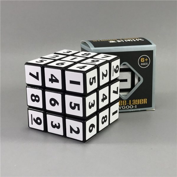 Speed Sudoku Digital Cube